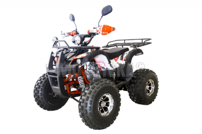 Квадроцикл WELS (Велс) ATV Thunder 125 LUX (машинокомплект)